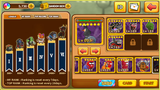 Larva Heroes2: Battle PVP screenshot 2