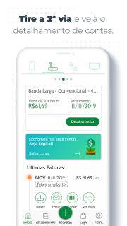 Algar Telecom screenshot 5