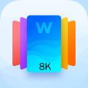8K Hd Wallpaper - 3D 4k Screen Wallpaper
