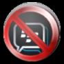 pictogramă bbm offline