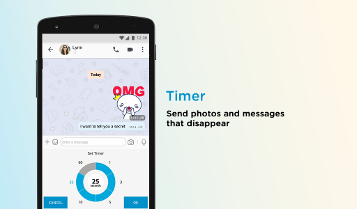 BBM - Free Calls & Messages screenshot 11