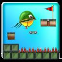 Helmetball - Jump and Run Adventure Platformer