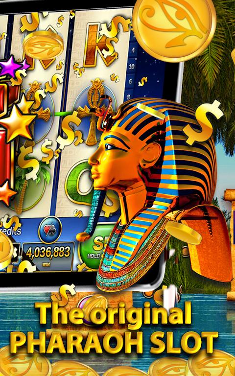 Slots Pharaoh's Way Online Casino & Slot Machine screenshot 1