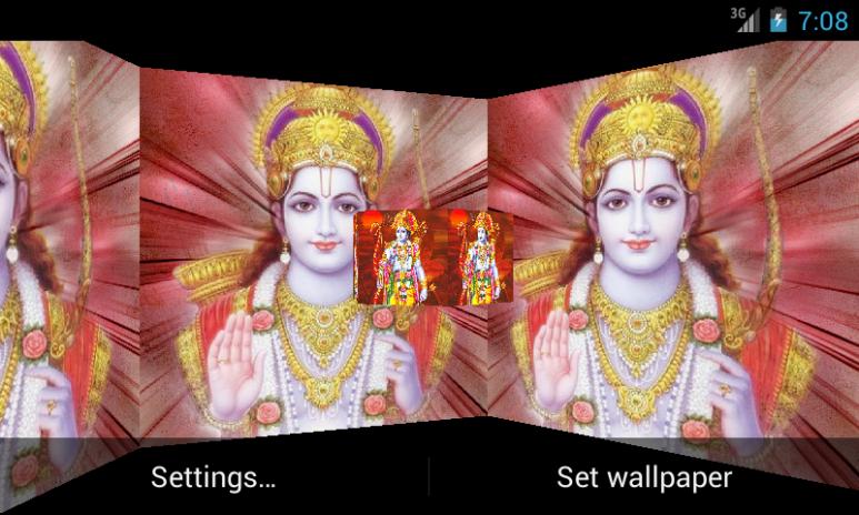 Shree Ram 3d Live Wallpaper 21 Télécharger Lapk Pour Android Aptoide