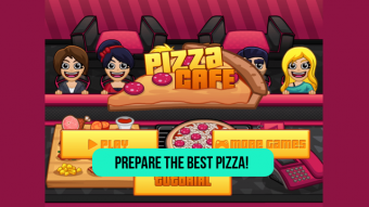 Pizza Cafe Screenshot