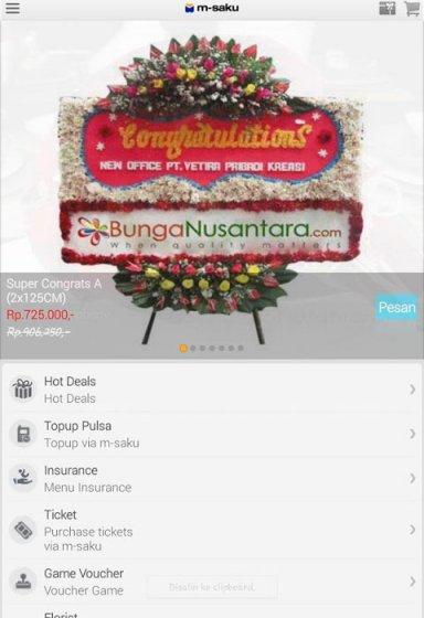 Isi Pulsa Bayar Listrik Online Screenshot