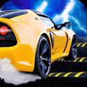 100 speed bumps challenge : car simulation