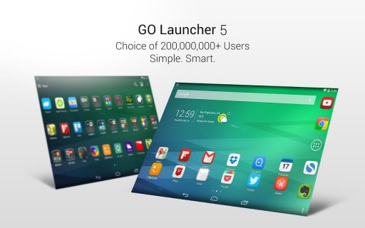GO Launcher EX screenshot 9