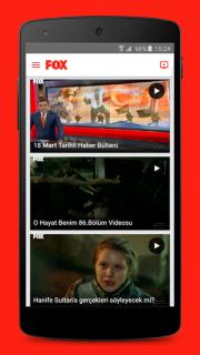 FOX TV Türkiye screenshot 11