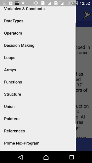 for Beginners Screenshot