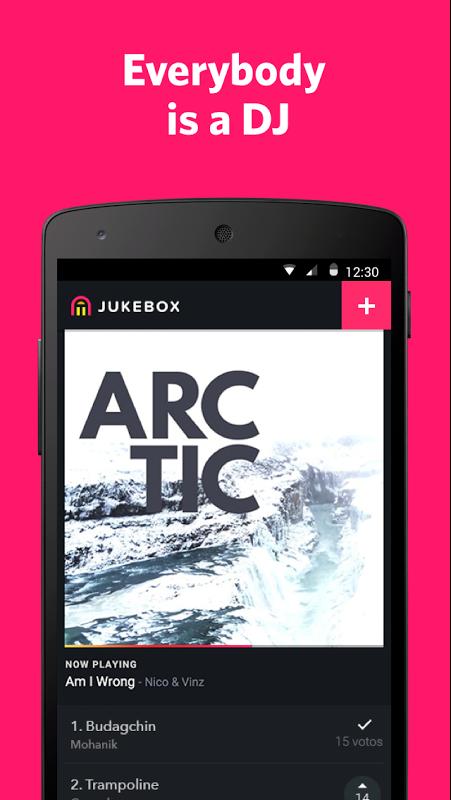 Jukebox for Spotify Premium screenshot 1