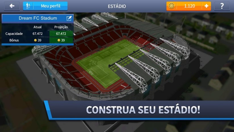 Dream League Soccer 2017 6.07 Baixar APK para Android - Aptoide b140b1c3c5dde