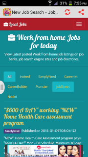 New Job Search - Jobs Today 1 03 Download APK for Android
