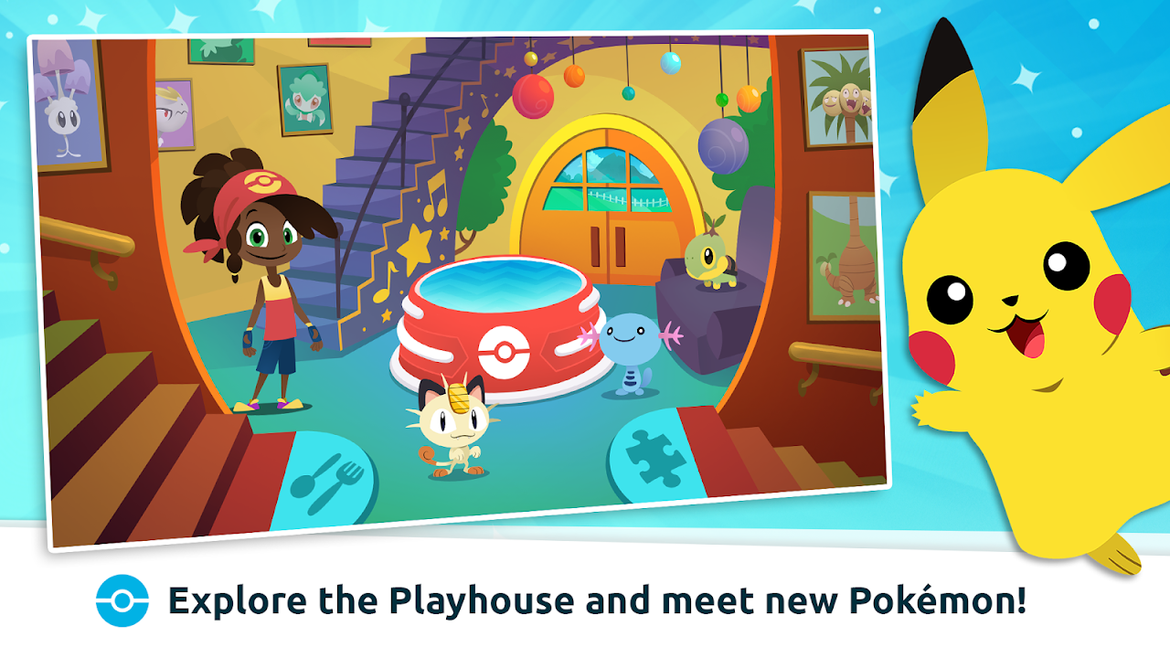 Pokémon Playhouse screenshot 1