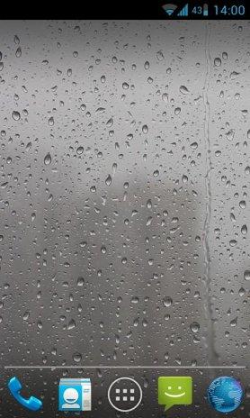 Raindrops Live Wallpaper Hd Screenshot 4