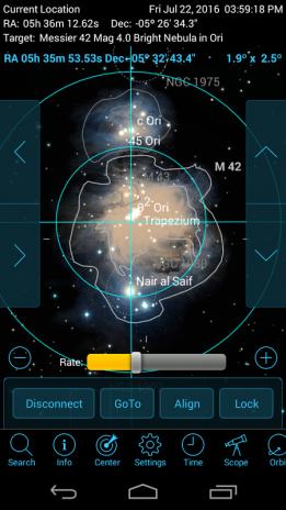 SkySafari 5 Pro 5 4 0 0 Download APK for Android - Aptoide