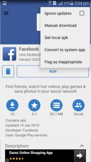 Play Store APK Extractor screenshot 5