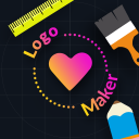 Logo Maker. Graphic design generator. Logo art