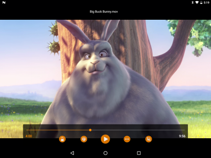 VLC for Android screenshot 22