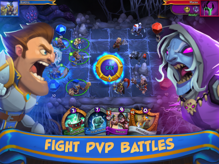 Hero Academy 2 screenshot 4
