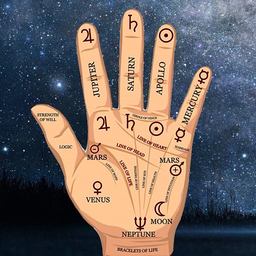 Palmistry - adivinha e adivinhações