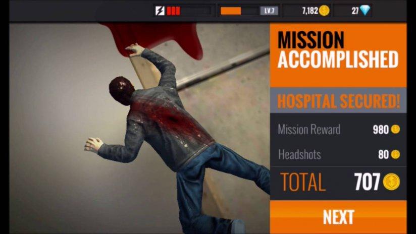 Sniper 3D Assassin Gun Shooter Mod Apk Hackolo