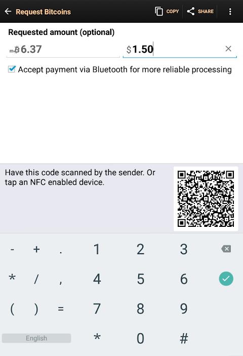 Bitcoin Wallet screenshot 6