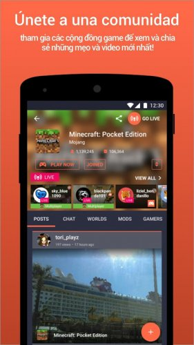 Omlet Arcade - Transmitir en vivo y grabar juegos screenshot 3