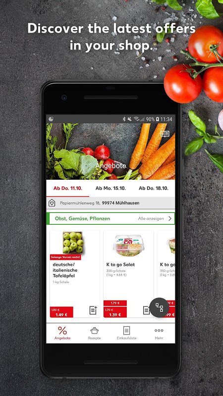 Kaufland - offers and more screenshot 1