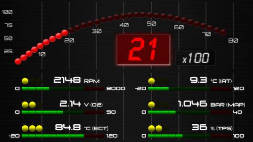 TunerView for Android screenshot 3
