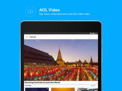 AOL: Mail, News & Video screenshot 3