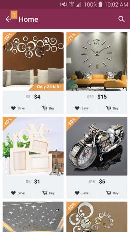 Home Design Décor Shopping 240 Apk دانلود برای اندروید