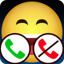 laughing sounds fake call game