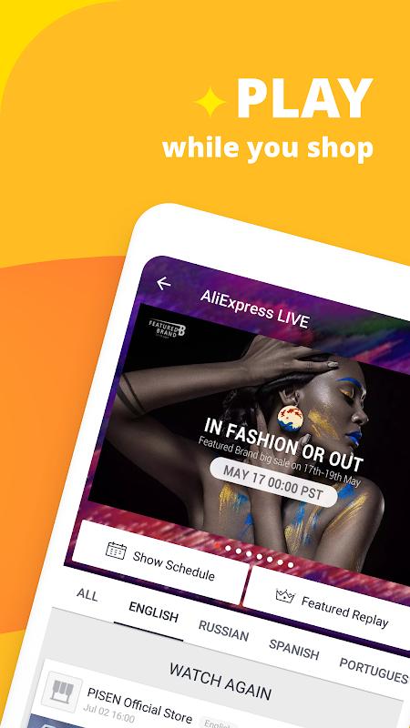 AliExpress Shopping App- $100 Coupons For New User screenshot 15
