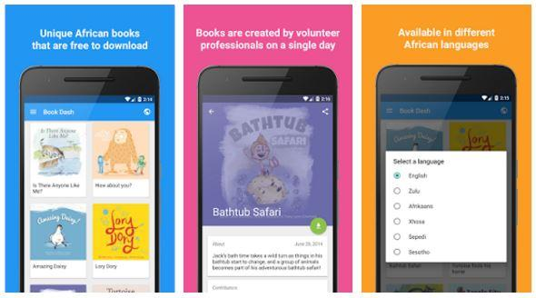 Book Dash: Free African Stories for Kids screenshot 11