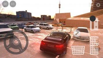 Real Car Parking : Driving Street 3D Screen