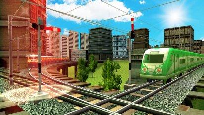 Train Simulator — Free Game v 150.8 Mod (Unlocked) 1