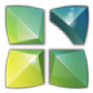 next launcher 3d icon
