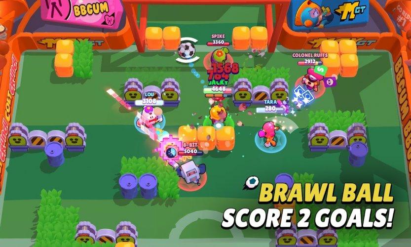Brawl Stars screenshot 17