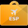 travel spanish icon