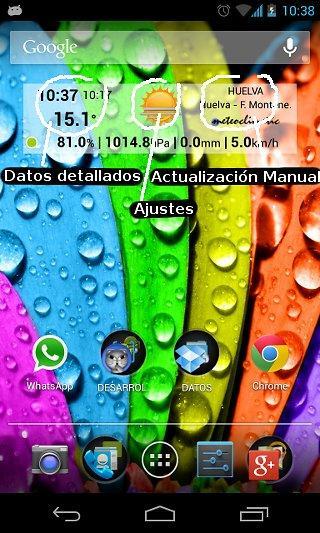 meteoclimatic screenshot 5