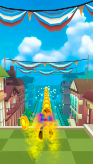 Subway Princess Surf - Endless Run screenshot 10