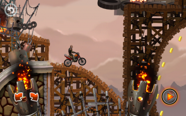 Mad Road: Apocalypse Moto Race v 1.0 (Mod Money) 3