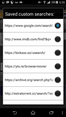 Snap Torrentz Search 1 5 Download APK for Android - Aptoide