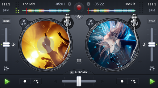 djay FREE - DJ Mix Remix Music screenshot 2