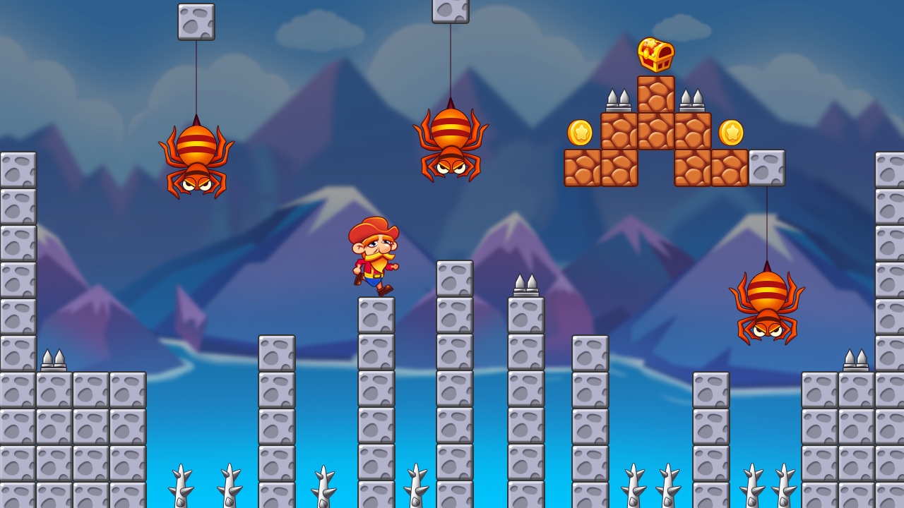 Super Jabber Jump screenshot 2