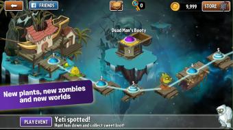 Plants vs. Zombies™ 2 Screenshot