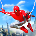Rope Swing Hero - Spider Rope Master City Rescue