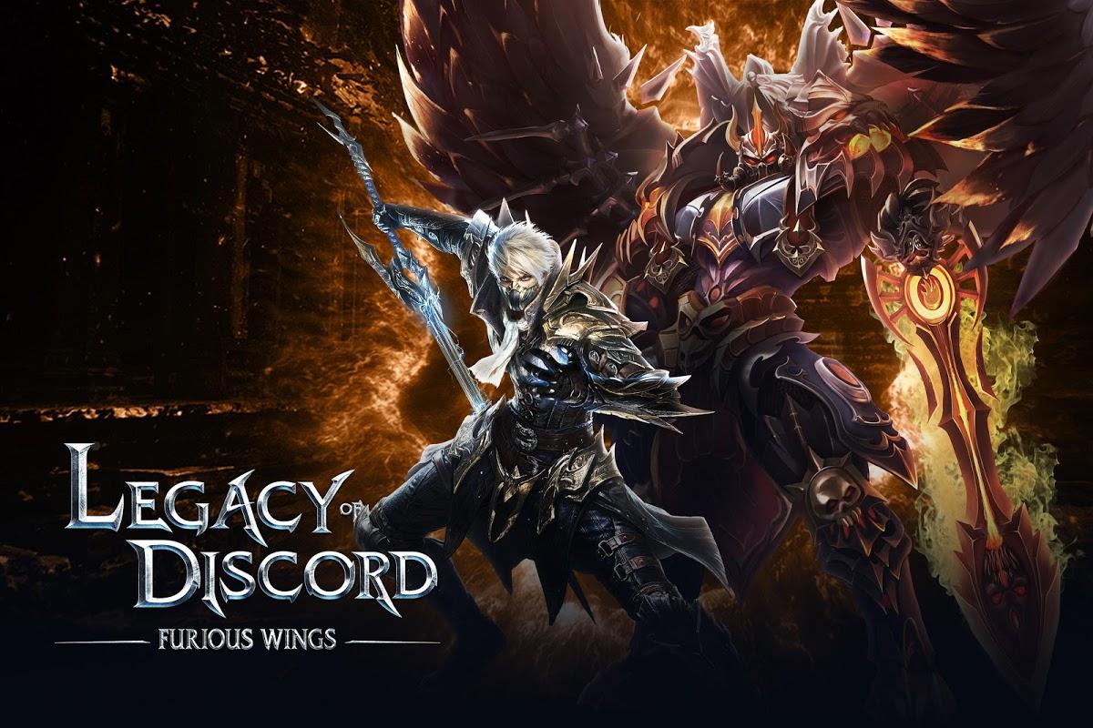 Legacy of Discord-FuriousWings screenshot 1