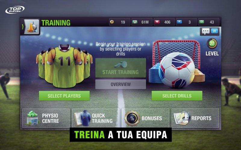 Top Eleven 2020 - Sê Um Treinador de Futebol screenshot 8